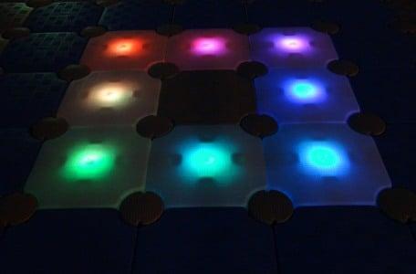 led light rgb